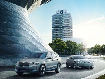 BMW va lansa nouă noi mașini electrice până în 2025