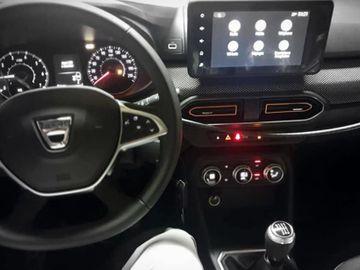 Interiorul dezvăluit al noilor Dacia Sandero, Logan și Stepway