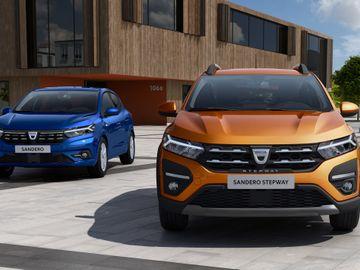 Noile Dacia Sandero și Sandero Stepway prezentate pentru prima dată