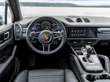 Noul sistem de infotainment Porsche destinat întregului line-up